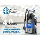 Annovi Reverberi 4.0 Twin Flow Dualtech Idropulitrice con Avvolgitubo