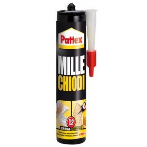 PATTEX MILLECHIODI ORIGINAL CARTUCCIA 400G