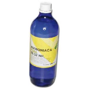 Ammoniaca concentrata al 28-32 nh