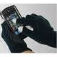 Guanto Puntinato Touchsceein Smartphon Iphone