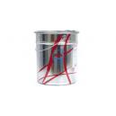 Fondo nitro trasparente a tuffo e spruzzo 1 lt
