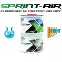 Nuovo trasparente ultra alto, solido e con tecnologia AIR-DRY