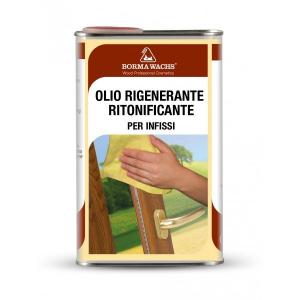 OLIO RIGENERANTE RITONIFICANTE PER INFISSI
