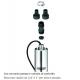 Karcher BP 4 Deep Well - Pompa per Sorgive e Pozzi, 4600l/h