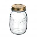 VASO QUATTROSTAGIONI - Vasetti per il sottovuoto degli alimenti - Vaso 1000 ml