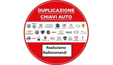 Radiocomandi Auto